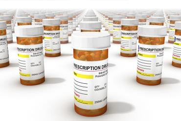 Endless Pill Bottles