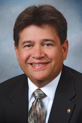 C. Dean Germano, CEO of the Shasta Community Health Center (Courtesy of the Shasta Community Health Center)