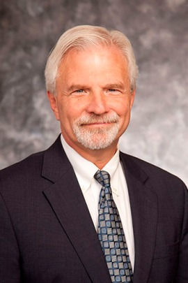 Dr. Steven Larson, president of the California Medical Association (Courtesy of the California Medical Association)