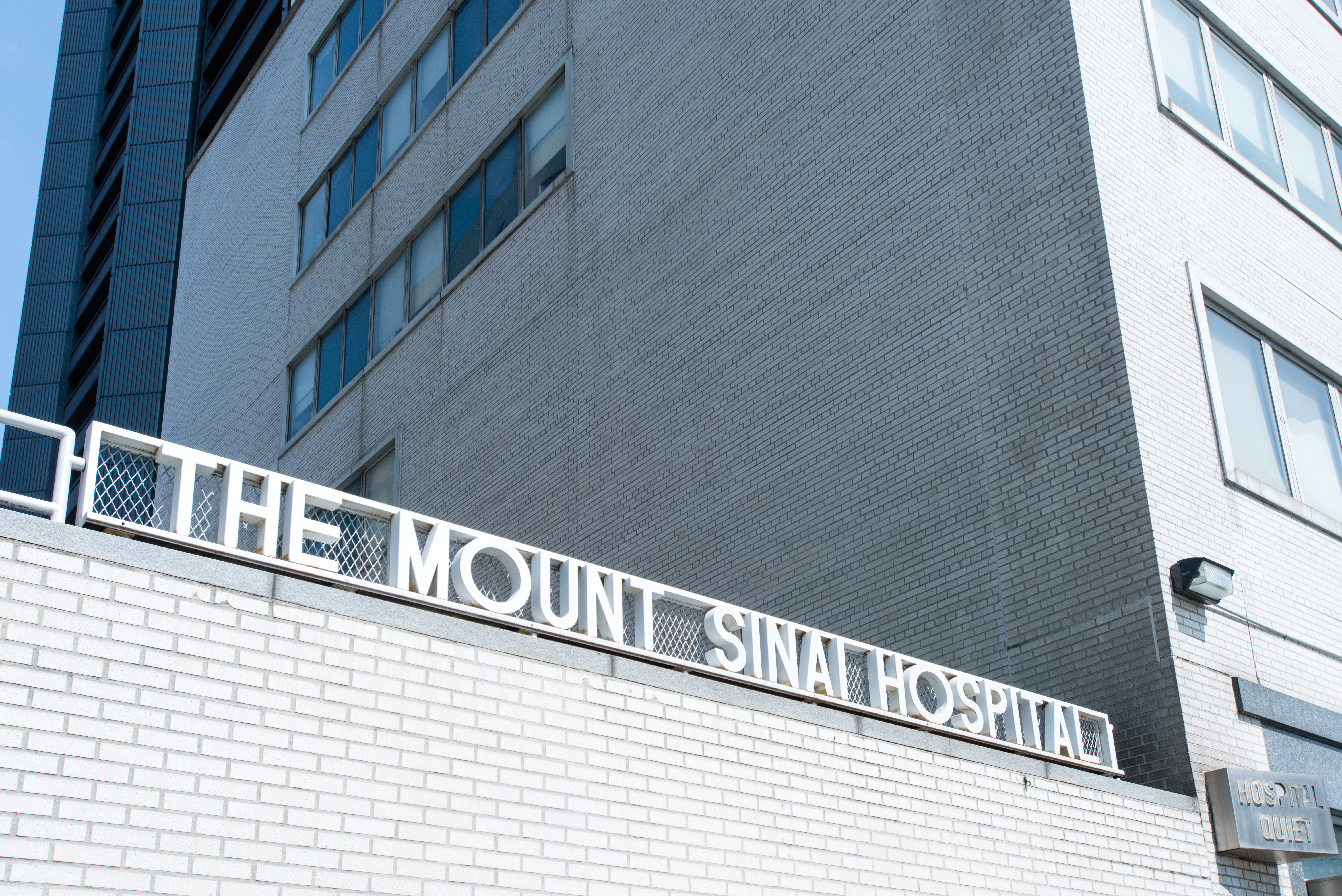 Mount Sinai Hospital in New York opened its geriatric emergency room in 2012 as part of a nationwide effort to find a better way to treat elderly patients. (Heidi de Marco/CHL)