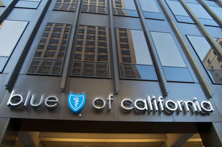 blue protection of california number