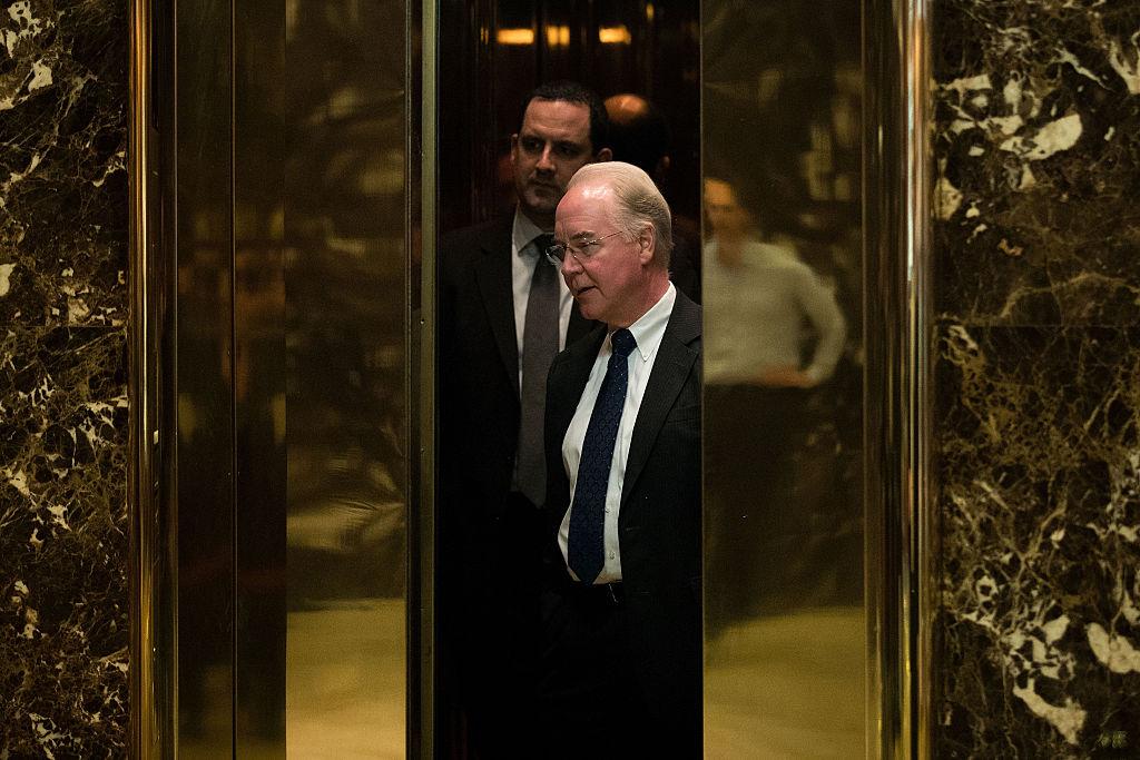 Representative Tom Price