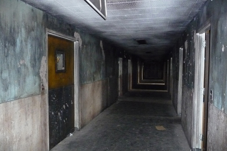 Bringing Former Hospitals Back To Life – Ghosts And All
