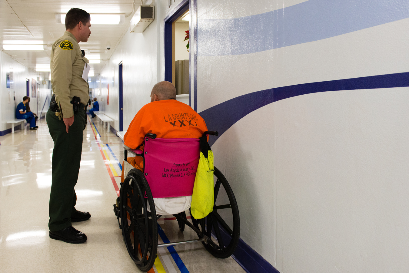 Health Care Revamp At The L A  County Jails | California