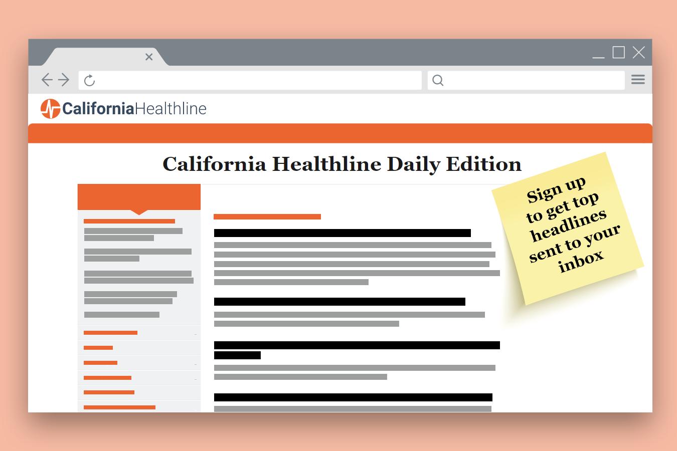 Thursday, December 6, 2018 | California Healthline