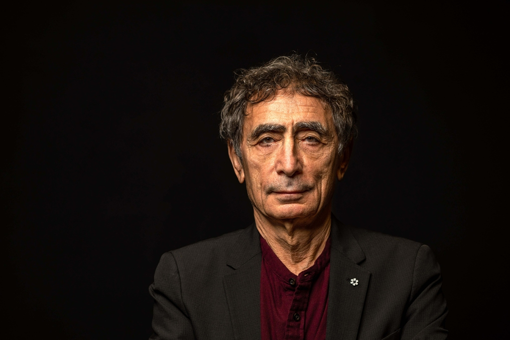Image result for gabor mate