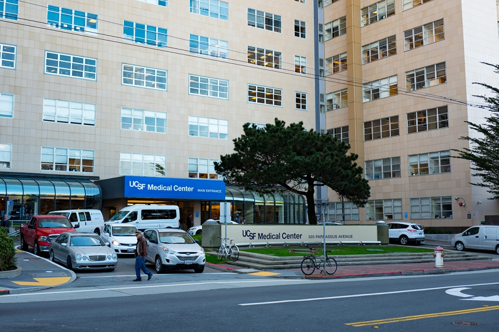 UCSF Medical Center Backs Off Plan To Deepen Ties With
