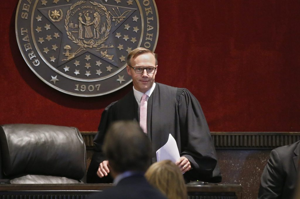 Judge Thad Balkman