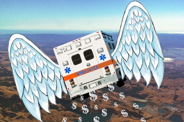 Loopholes Limit New California Law To Guard Against Lofty Air Ambulance Bills California Healthline Instant sound effect button of call an ambulance but not for me. loopholes limit new california law to