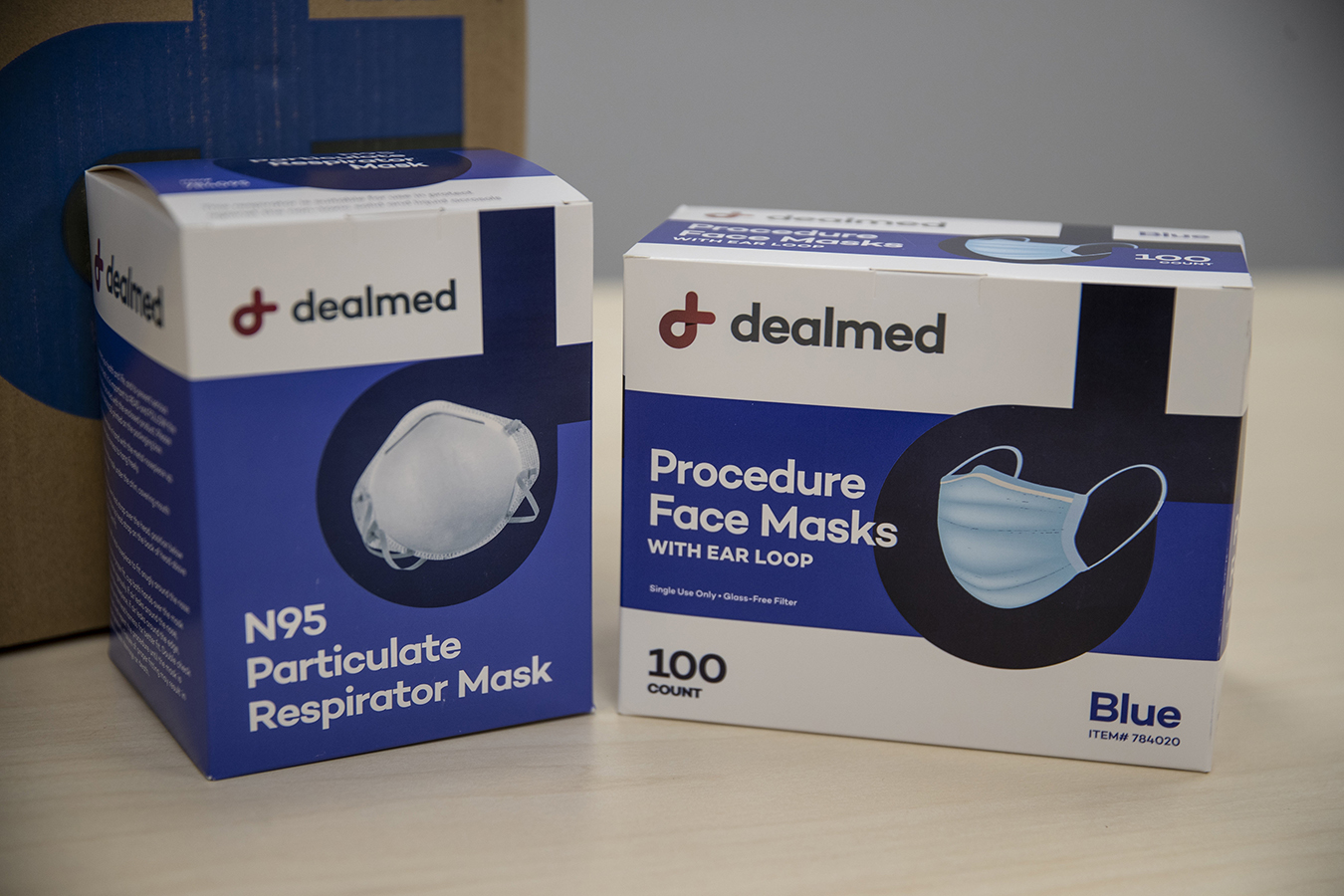 p&p medical surgical mask