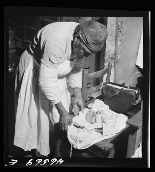 Georgia midwife