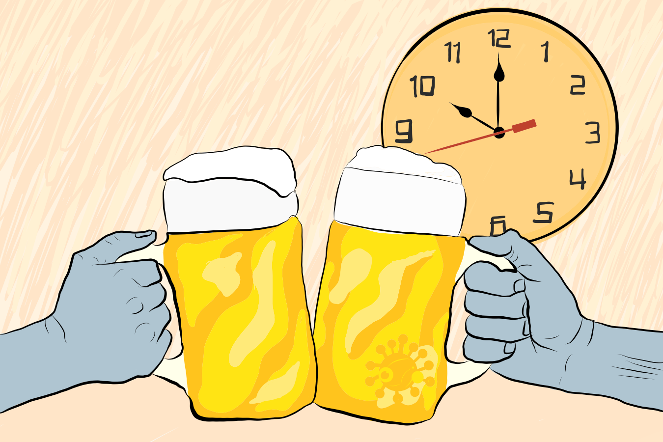 Last Call for COVID: To Avoid Bar Shutdowns, States Serve Up Curfews
