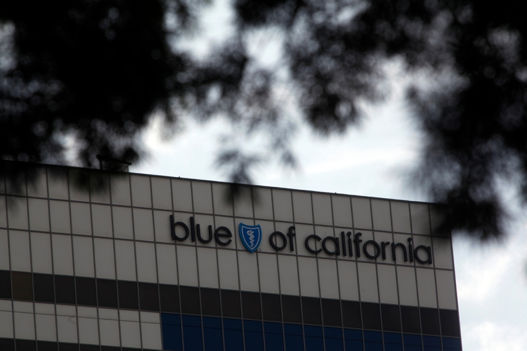 Head-Scratching Over Newsom's Choice of Blue Shield to Lead Vaccination Push    California Healthline